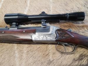 Merkel M 211   16/70- 7x65R  Vegyescsövű Vadászpuska