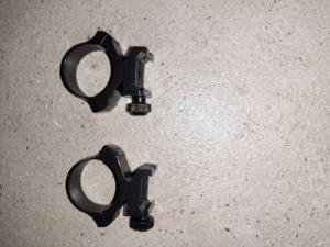 Weaver sínre való gyűrű pár