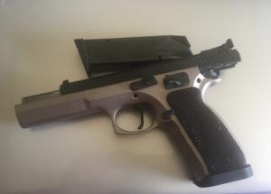 CZ 75 Tactical Sport IPSC 40S&W