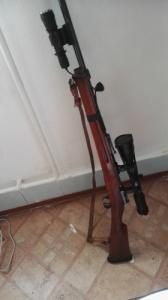 vadaszfegyver