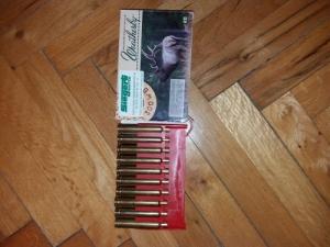 .300 Weatherby  Magnum lőszer hüvely