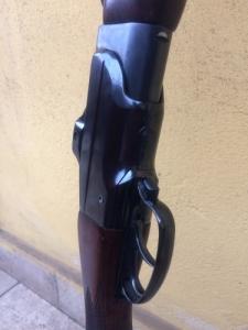 Brno ZH 104 vegyescsövű puska