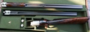 J. PURDEY & SONS duplapuska váltócsővel