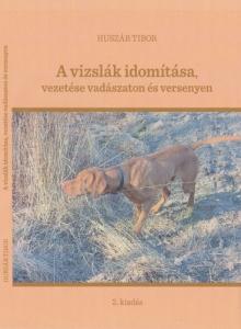 Könyv a vizslák idomításáról