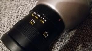 Leica Televid 77, 20-60x-os távcső spektív