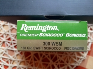 Remington Premier Scirocco Bonded