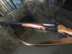Sörétes dupla puska