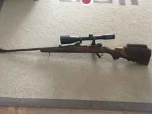 7x64 Mauser Zastava
