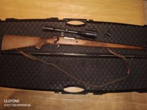 Kragujevac Mauser 7x64 Stucni