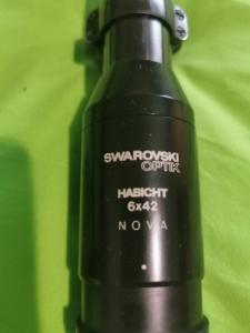 Swarovski 6X42 Céltávcső