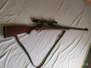 vegyescsövü puska