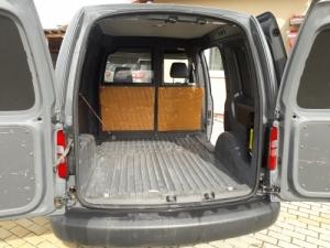 Volkswagen CADDY 4x4 2.0TDI