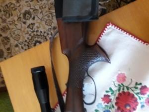 Egyedi golyós fegyver