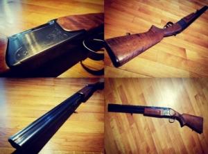 IZS 27 EM típusú sörétes puska