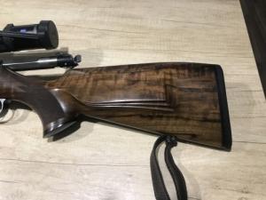 Mauser M03 Golyós Puska 8*57JS + Zeiss Victory 2,5*10x50HT