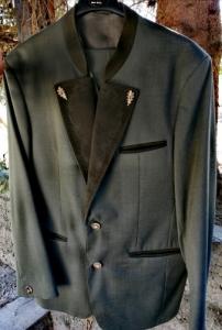 Vadász/Erdész öltöny