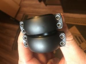 Weaver szerelék gyűrű pár 30mm