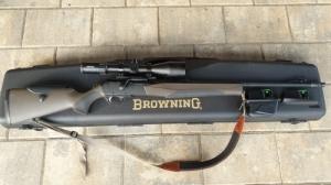 Browning Maral .30-06 barna szintetikus tusa, 10-es és 4-es tár, csőszájfék