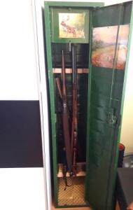 Fegyverszekrény