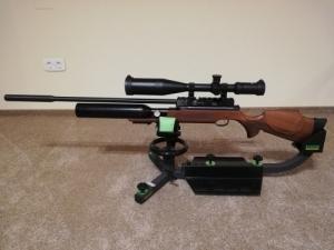 Légfegyver PCP