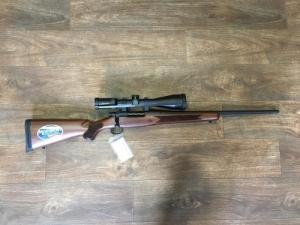 vadász szett-Mossberg Patriot puska Delta Titanium céltávcsővel szerelve