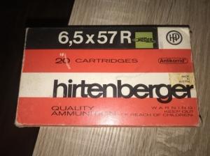 Hirtenberger 6,5x57R