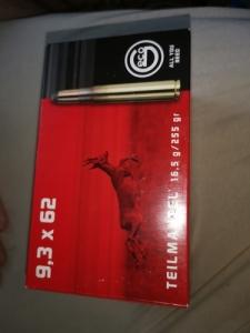 Geco Teilmantel lőszer
