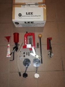 Lee lőszer töltő szett