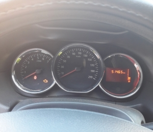 Dacia Duster 1.6 Benzines (csak első kerék hajtás)