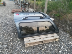 Mitsubishi L200 kariboj plató doboz