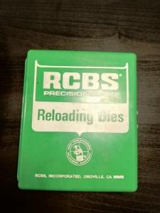 RCBS 9mm Luger matrica szett
