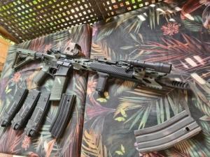 Ruger AR-556 (AR15)