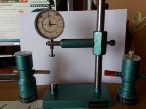 Mérőórás kalibráló, preciziós lőporadagoló, Benelli chokes