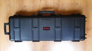 Nuprol LARGE HARD CASE - BLACK (PNP)