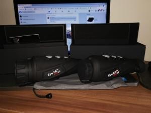 Infiray E6pro V2, E3max v2