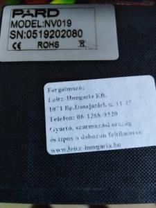 PARD NV019