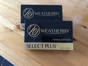 257 Weatherby magnum nosler partition