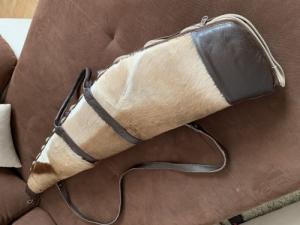 Springbok bőr fegyvertok
