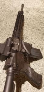 Remington AR15 .223 Predator Rifle