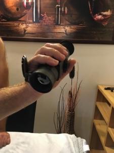 Iray, InfiRay Saim SCT35 kereső és céltávcső hőkamera