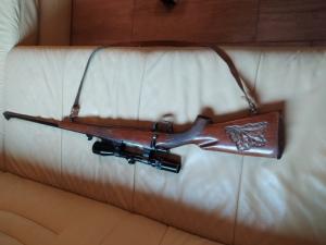 Zastava ARMS Mauser golyós vadászfegyver