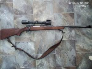 8x57 js Zastava M 70