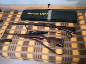 MERCURY light 12/76, Zastava 7x64, IZS 58 M