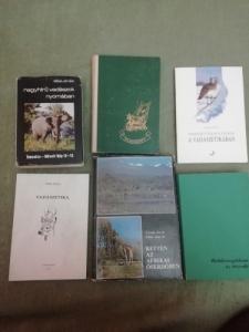 vadász könyvek