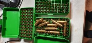 FORSTER 243 Winchester kaliberű Bench Rest Die Sets