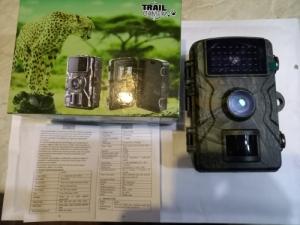 Vadmegfigyelő kamera