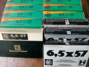 6,5x57-es Voere golyós fegyver