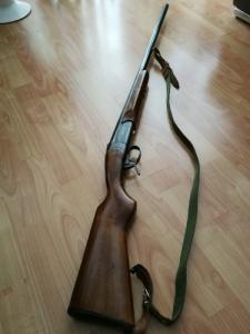 Izs 18 EM sörétes puska