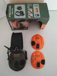 Peltor Sporttac elektronikus fülvédő