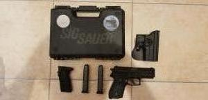 Sig Sauer P229 9x19 mm